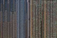 michael wolf photographs the architecture of density in hong kong