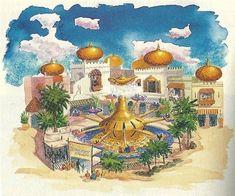 Magic Carpets of Aladdin  i hate this part of adventure land