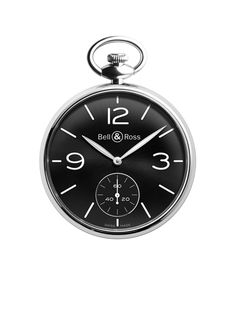 Pocketwatch, by Bell & Ross