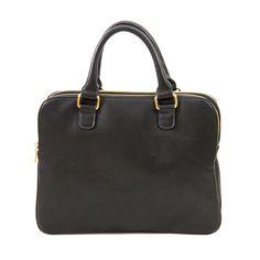 Beyond Food: Vegan Fashion - Navoh Zoey Black purse