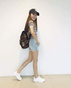 Filipina, Ariana Grande, Champion, Dancer, Summer Outfits, Hipster, Ootd, Actresses, Philippines