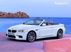 2014 BMW M4.