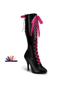 Mmm.. smexy leather with a touch of hot pink (for the dominator in your life ;P )    http://goo.gl/Nc55V
