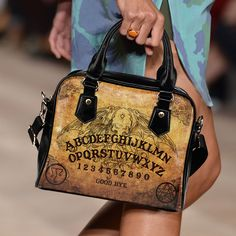 Occult Board Shoulder Bag