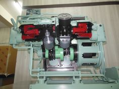 Our New Model Design : Name : Compressor Cross section Size : L 4 feet x W 2feet x H 3 feet End usage : Training, Demo  http://www.enggmodels.com