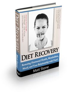 Review: Diet Recovery E-book