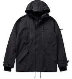 11 By Boris Bidjan Saberi Black J2 F1303 Jacket