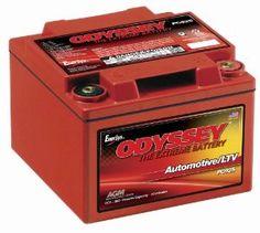 Odyssey PC925 Automotive and LTV Battery by Odyssey Battery