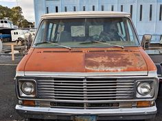 Chevy Vans, Barn Finds, Van Life, Campers, Muscle, Bike, Cold, American, Bicycle