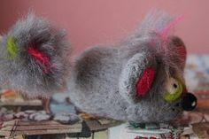 Kolorowa Myszka