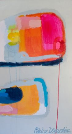 pattylaurel: Artist of the Week: Claire Desjardins