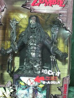 My Friend, Friends, Rob Zombie, Action Figures, Amazon, Halloween, Toys, Amigos, Activity Toys