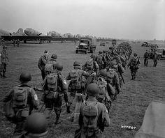 Troops During Operation Market Garden September 171944