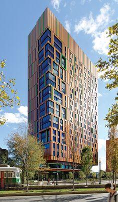 second skin hotel facade - Pesquisa Google