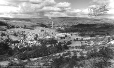 12. Bradwell, From Bradwell Edge c.1955, from Francis Frith