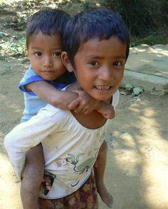 Adorbs Bangladeshi kids! <3
