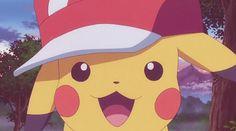 Pokemon GIF Pikachu