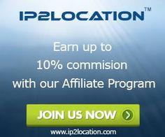 http://www.ip2location.com/affiliates  #affiliate #ip2location #IP