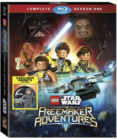 Lego Star Wars Freemaker Adventures Season One (Giveaway)