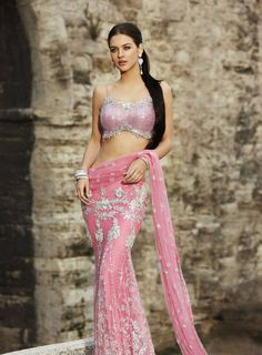 I want a sari like this!