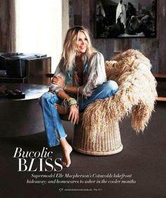 That Chair! that Fur!