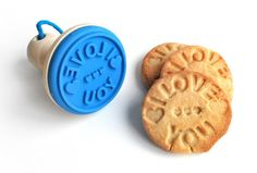 Not only do I want the stamp, I want the cookies!
