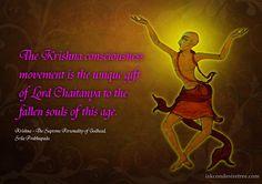 Krishna Consciousness Movement  For full quote go to: http://harekrishnaquotes.com/srila-prabhupada-on-krishna-consciousness-movement-2/  Subscribe to Hare Krishna Quotes: http://harekrishnaquotes.com/subscribe/  #KrishnaConsciousness