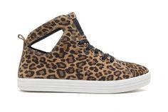 Gourmet LX Leopard Mid