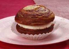 Peppermint-Red Velvet Whoopie Pie from Dallas' Society Bakery