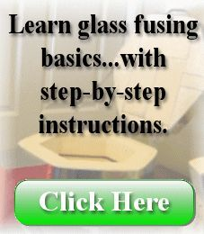 Fused Glass Art Projects for Beginners
