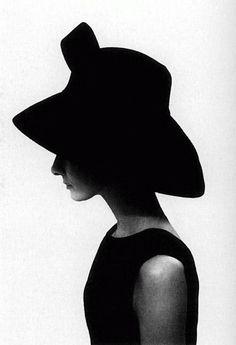 Audrey Hepburn, 1961.