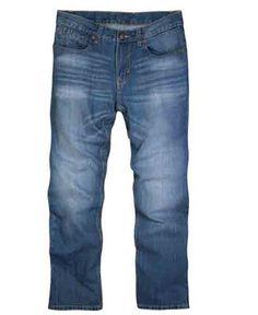 Medium Blue Denim Jeans #Custom_Jeans #Custom_Tailored_Jeans #Custom_Made_Jeans