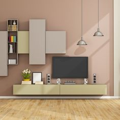 Living Room Size, Living Room Tv Unit, Small Living Rooms, Living Room Interior, Home Interior Design, Living Room Designs, Simple Tv Unit Design, Tv Stand Modern Design, Tv Stand Designs