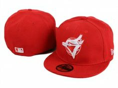 RSS Product Feed :: Wholesale - Cheap Toronto Blue Jays Snapback Hats 59Fifty All Red