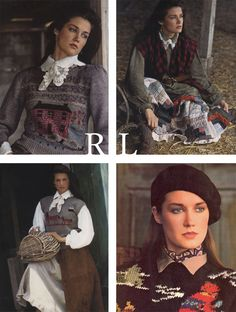 andrew's blog: Clotilde for Ralph Lauren (1981 - 1983)