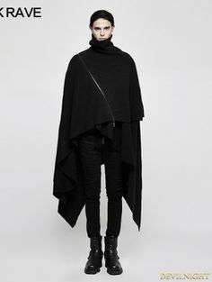black-gothic-thick-needle-pullover-jumpers-for-men.jpg (300×398)