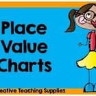 Use these charts as posters your for your room. A great visual to show place value form billions - thousandths. Print to for a larger poster. Place Value Chart, Math Place Value, Place Values, Teaching Supplies, Math 2, Anzac Day, Primary Maths, Teaching Math, A3