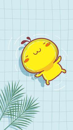 Kiyowoo😁😊 Bear Wallpaper, Kawaii Wallpaper, Pattern Wallpaper, Cute Wallpaper Backgrounds, Cute Cartoon Wallpapers, Kawaii Drawings, Cute Drawings, Cellphone Wallpaper, Iphone Wallpaper