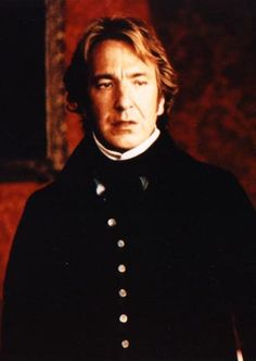 Alan Rickman - Colonel Brandon in Sense and Sensibility