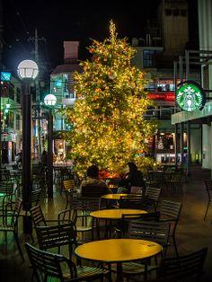 Christmas in Kichijoji, Tokyo, Japan