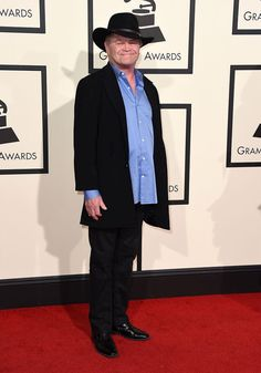 Mickey Dolenz arrives at the 58th Annual Grammy Awards on February 15, 2016 in Los Angeles.