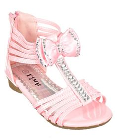 Shopping for Cute Summer Sandals for Baby Girls? We have a huge selection of Girls' Dress-up sandals, playtime, and casual sandals by. Little Girl Shoes, Toddler Girl Shoes, Baby Girl Shoes, Little Girl Fashion, Cute Baby Girl, Girls Shoes, Baby Girls, Toddler Girls, Girls Sandals