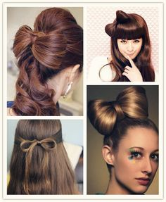 bow hairstyle for girls in 2013 with clip in real human hair extension Luxy Hair, Superior Hair, Plaits Hairstyles, Real Human Hair Extensions, Little Girl Hairstyles, Great Hair, Hair Highlights, Short Hair Styles, Hair Beauty