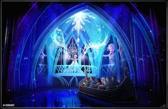 More Details Released on Epcot's Frozen Ever After Attraction & Royal Summerhus