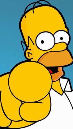 Homer Simpson The Simpsons Cartoon Wallpaper, Simpson Wallpaper Iphone, Iphone Wallpaper, Wallpaper Pictures, Cartoon Cartoon, Iphone Cartoon, The Simpsons, Bart Simpson, Funny Wallpapers