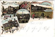 Gruss aus Putbus AK 1899
