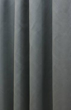 asina smoke, £14 per metre, a weighty satin fabric in a beautiful shade of steel.