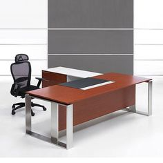 Designs Of Office Tables top design modern executive desk office table design with movable