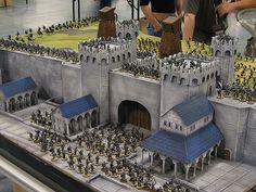 Minas Territh battle