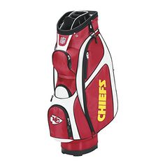 Wilson NFL Kansas City Chiefs Cart Golf Bag RedWhite One Size *** Be sure to check out this awesome product. Note: It's an affiliate link to Amazon